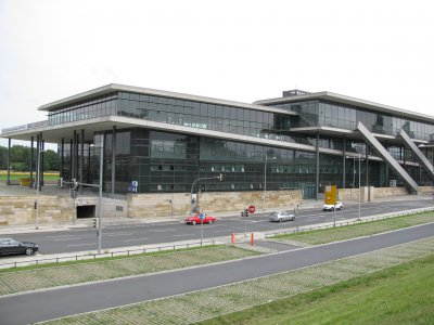 Parksystem Tiefgarage, Dresden, Congress Center - MARITIM Hotel